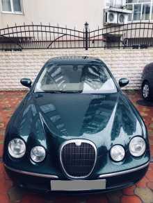 Jaguar S-Type, 2004 г., Краснодар