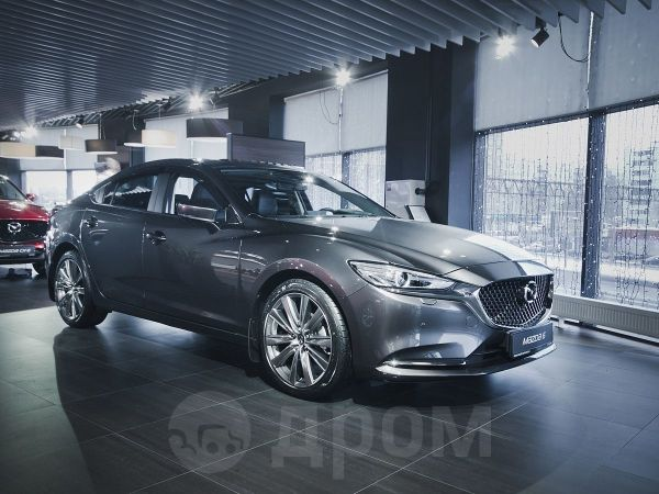 Mazda Mazda6, 2019 год, 2 380 100 руб.