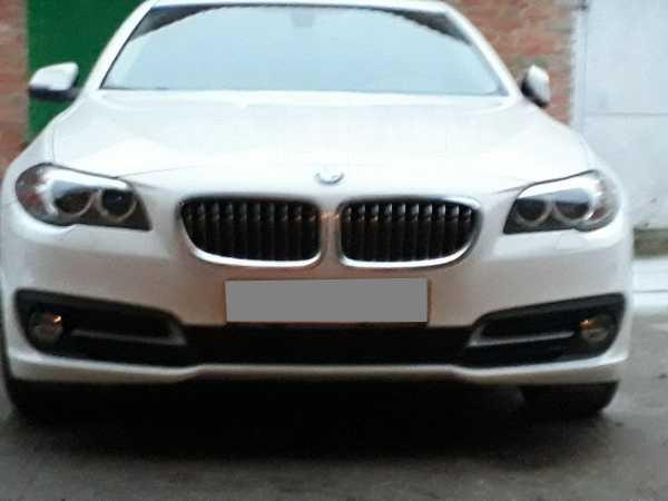 BMW 5-Series, 2016 год, 1 720 000 руб.