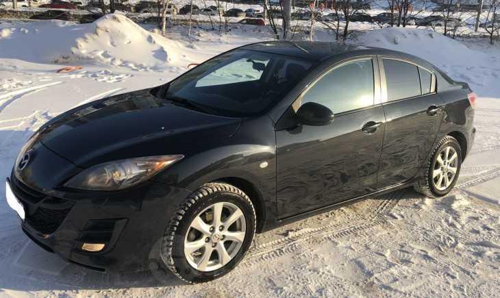 Mazda Mazda3, 2010 год, 545 000 руб.