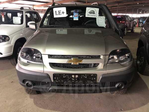 Chevrolet Niva, 2019 год, 785 000 руб.