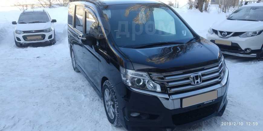 Honda Stepwgn, 2013 год, 1 350 000 руб.