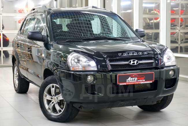 Hyundai Tucson, 2008 год, 547 000 руб.