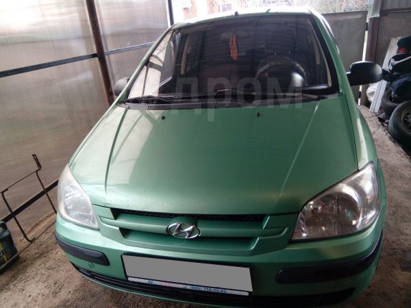 Hyundai Getz, 2005 год, 175 000 руб.