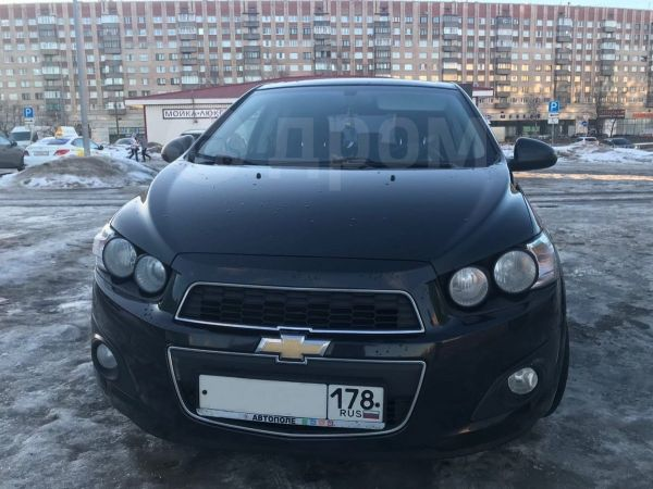 Chevrolet Aveo, 2012 год, 419 000 руб.