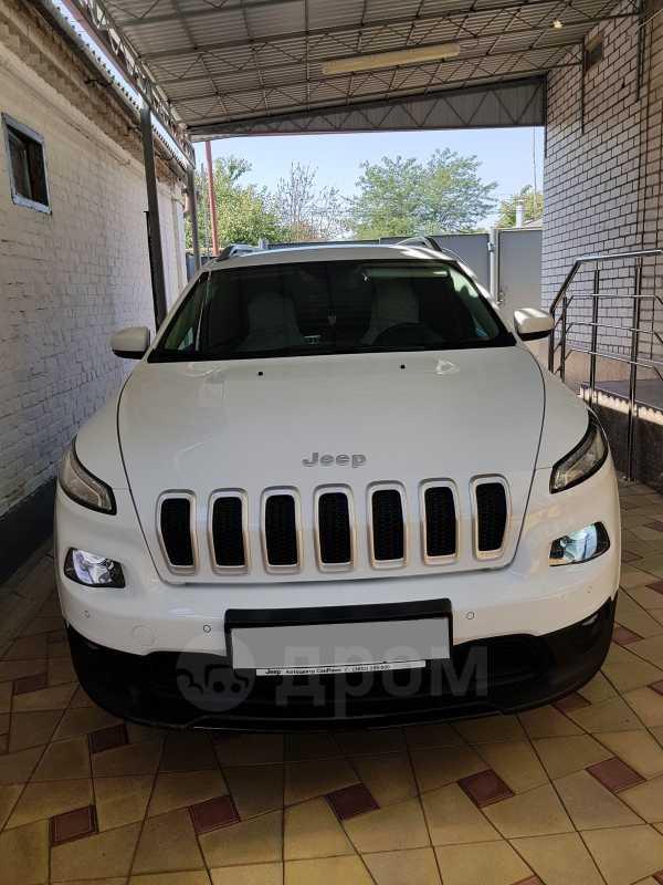 Jeep Cherokee, 2014 год, 1 440 000 руб.