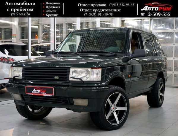 Land Rover Range Rover, 1996 год, 457 000 руб.