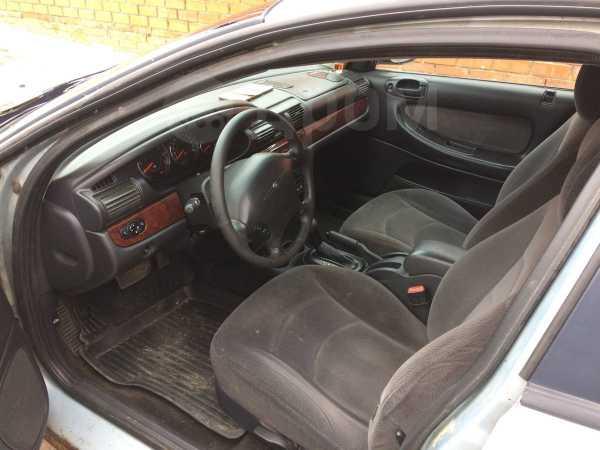 Chrysler Sebring, 2002 год, 108 000 руб.