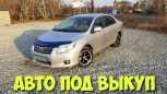 Toyota Corolla Axio, 2009 год, 480 000 руб.
