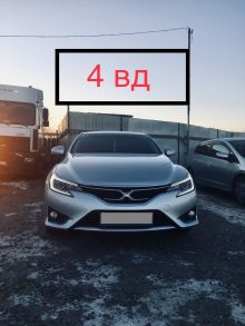 Хабаровск Mark X 2014