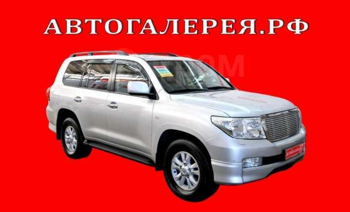 Toyota Land Cruiser, 2008 год, 1 698 000 руб.