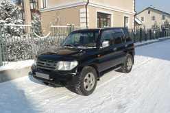 Красноярск Pajero iO 2001