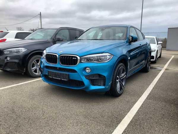 BMW X6, 2018 год, 7 641 000 руб.