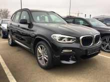 Краснодар BMW X3 2019