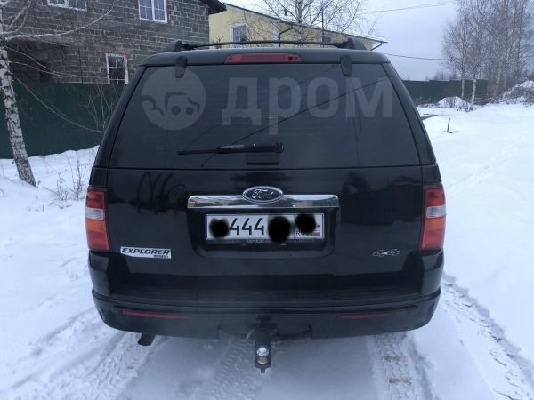 Ford Explorer, 2008 год, 799 000 руб.