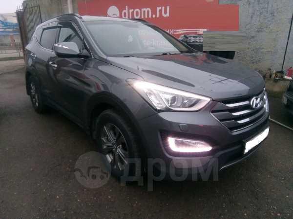 Hyundai Santa Fe, 2013 год, 1 349 000 руб.