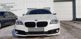 Новосибирск BMW 5-Series 2016