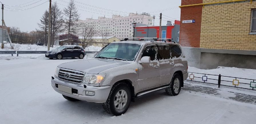 Toyota Land Cruiser, 2003 год, 930 000 руб.