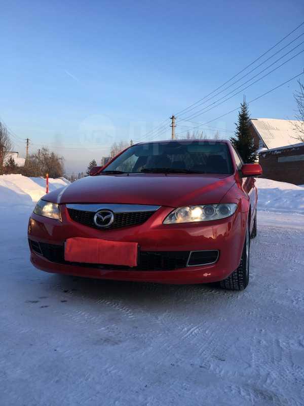 Mazda Mazda6, 2006 год, 347 000 руб.