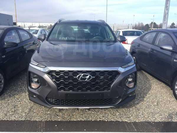 Hyundai Santa Fe, 2019 год, 2 131 942 руб.