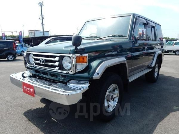 Toyota Land Cruiser, 2002 год, 850 000 руб.