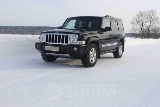 Jeep Commander, 2008 год, 950 000 руб.