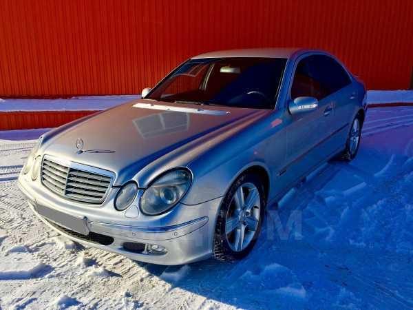 Mercedes-Benz E-Class, 2003 год, 380 000 руб.