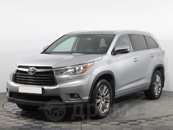 Toyota Highlander, 2015 год, 1 780 000 руб.