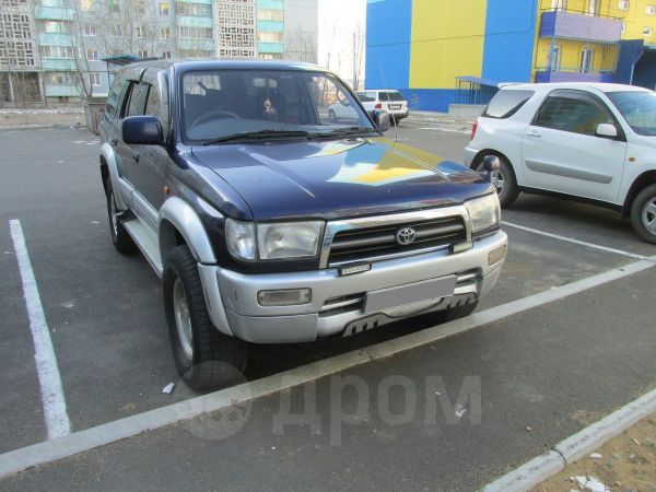 Toyota Hilux Surf, 1996 год, 605 000 руб.