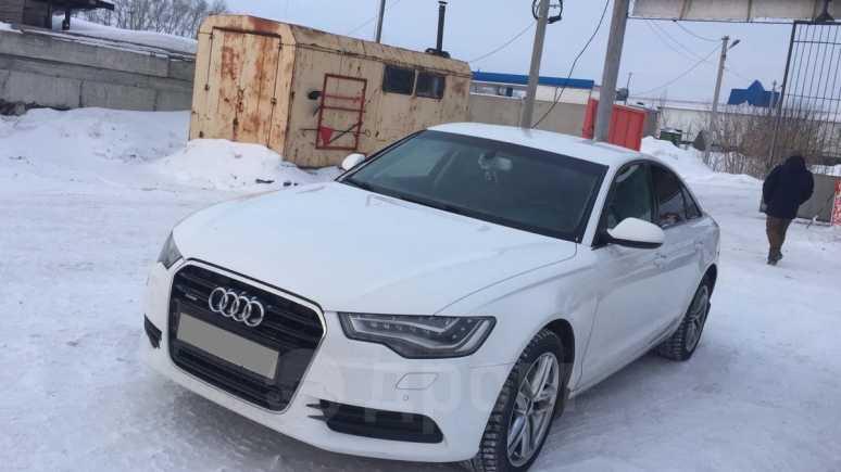 Audi A6, 2011 год, 890 000 руб.