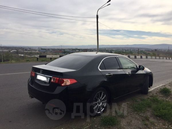 Honda Accord, 2012 год, 990 000 руб.