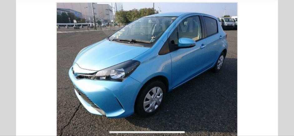 Toyota Vitz, 2014 год, 533 333 руб.