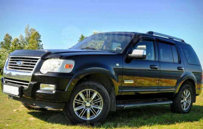 Ford Explorer, 2007 год, 850 000 руб.