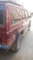 Jeep Cherokee, 1989 год, 160 000 руб.