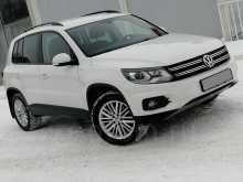 Volkswagen Tiguan, 2013 г., Омск