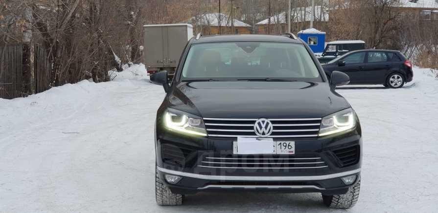 Volkswagen Touareg, 2015 год, 2 500 000 руб.