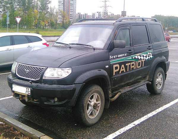 УАЗ Патриот, 2011 год, 260 000 руб.