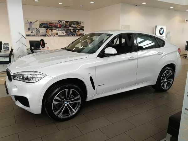 BMW X6, 2019 год, 5 345 500 руб.