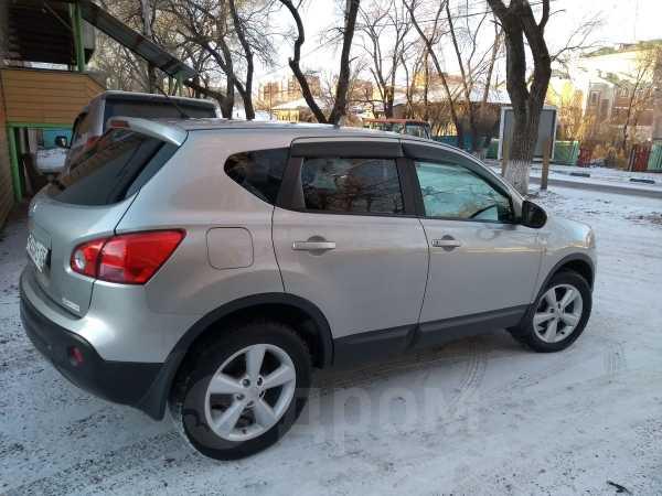 Nissan Dualis, 2008 год, 670 000 руб.