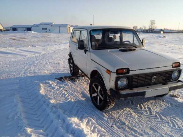 Лада 4x4 2121 Нива, 1997 год, 85 000 руб.