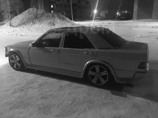 Mercedes-Benz 190, 1987 год, 40 000 руб.