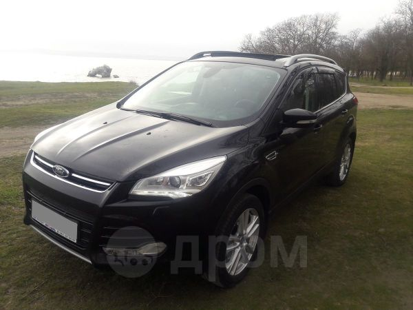 Ford Kuga, 2015 год, 1 250 000 руб.