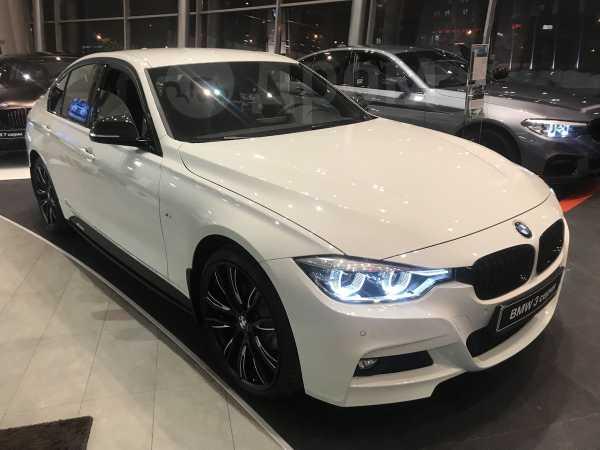 BMW 3-Series, 2018 год, 2 625 000 руб.