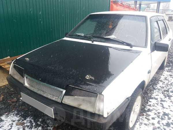 Лада 21099, 1996 год, 60 000 руб.