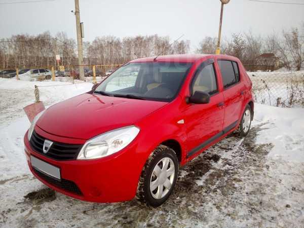 Dacia Sandero, 2009 год, 250 000 руб.