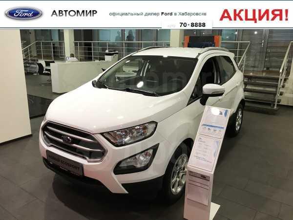 Ford EcoSport, 2019 год, 1 432 000 руб.
