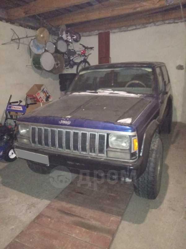 Jeep Cherokee, 1983 год, 100 000 руб.