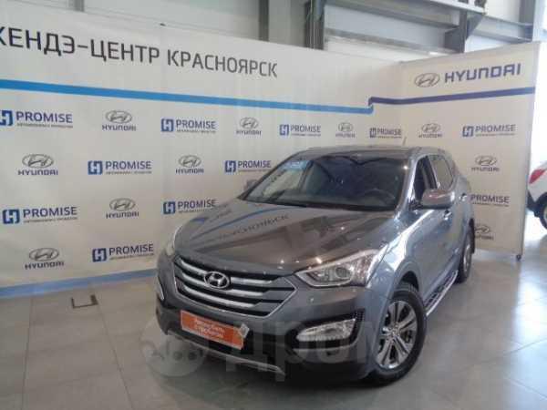 Hyundai Santa Fe, 2013 год, 1 275 000 руб.