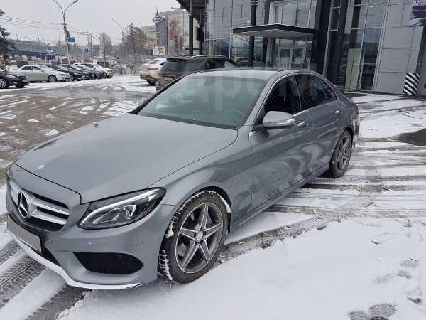 Mercedes-Benz C-Class, 2015 год, 1 850 000 руб.