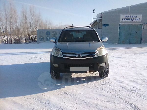 Great Wall Hover, 2007 год, 295 000 руб.
